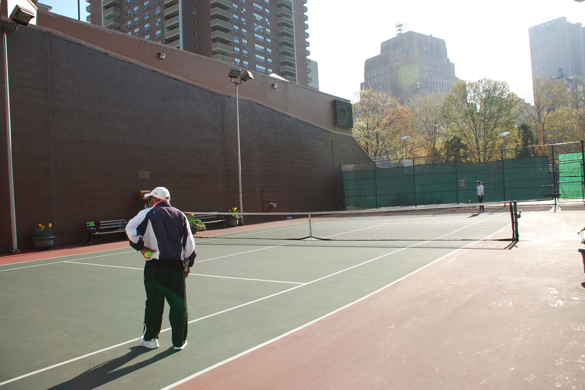 Best tennis courts in NYC: Where to play tennis outdoors