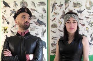 Secció irregular: María Jerez + Chico y Chica
