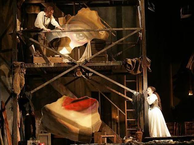 """LA Opera Presents """"Tosca"""""""
