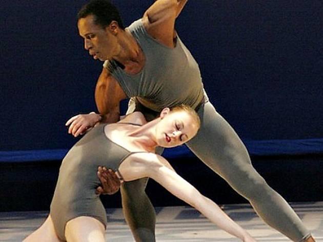 Raiford Rogers Modern Ballet
