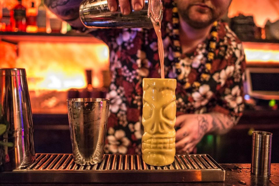 Le tiki • Dirty Dick