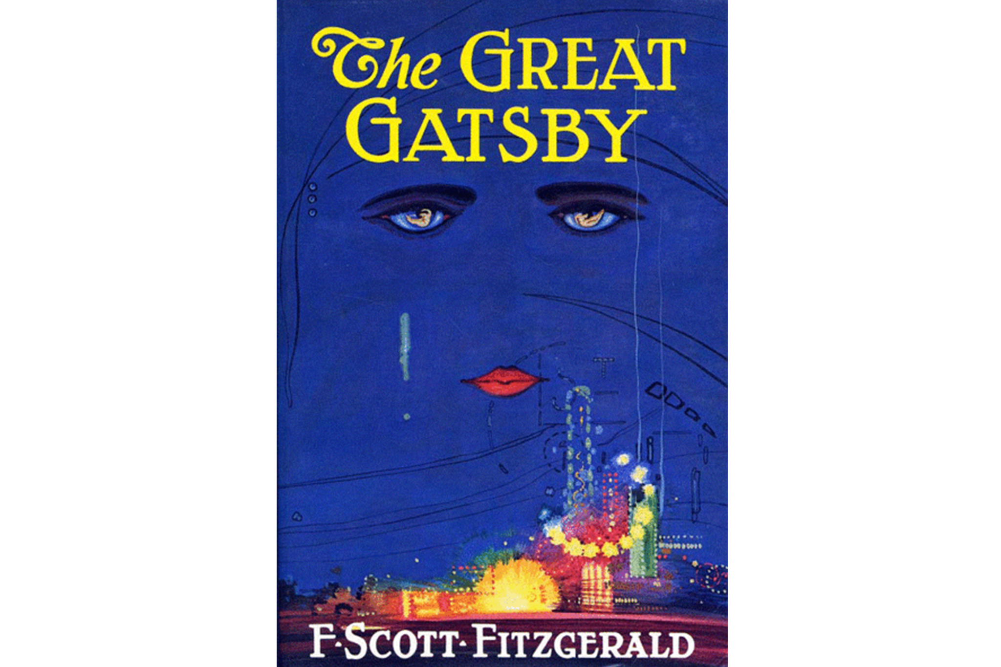 Shipwreck and WORD Present: The Great Gatsby