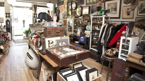 Vintage clothing stores in nyc