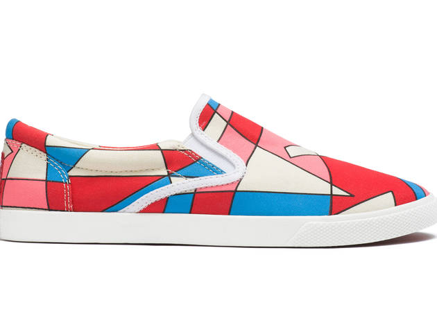 Bucketfeet pop-up