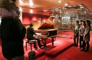 La música del Museu: Olga Miracle + Joan Castillo