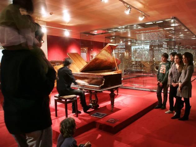 La música del Museu: El órgano Pérez Molero