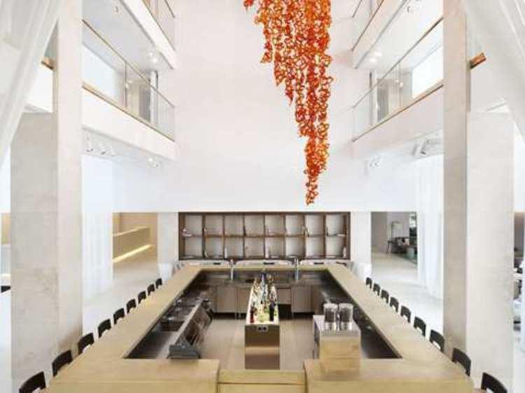 Vibe bar (Hilton Barcelona)