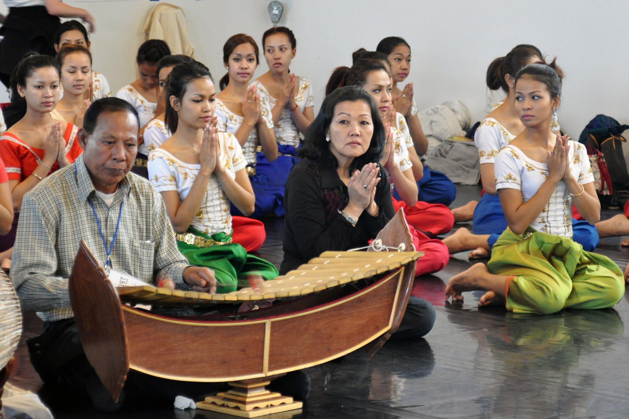 Royal Ballet of Cambodia [slide show]