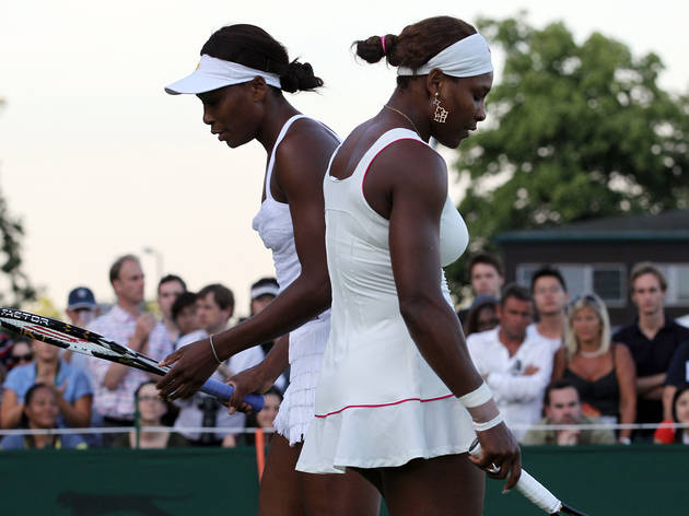 Venus and Serena: movie review