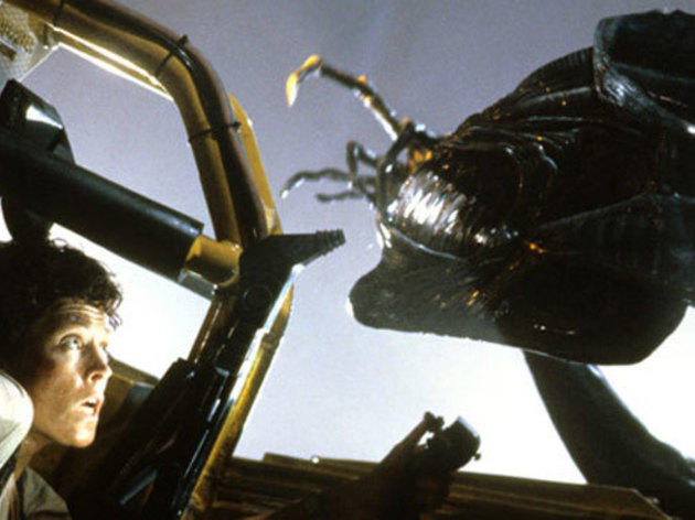 Classic movie mothers: Aliens (1986)