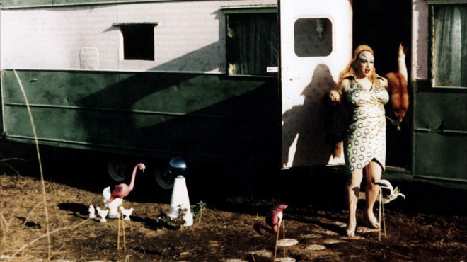 Classic movie mothers: Pink Flamingos (1972)