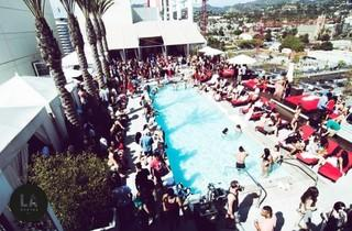 LA Canvas Pool Parties
