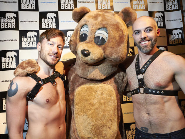 Urban Bear Weekend events in NYC