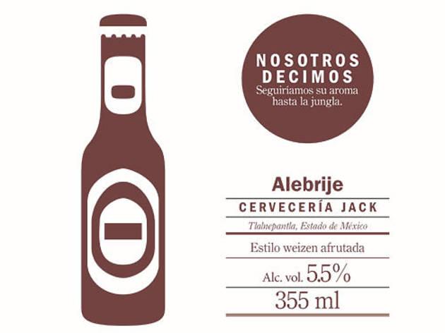 Alebrije (Arte: Diana Urbano)