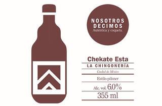 Chekate Esta (Arte: Diana Urbano)