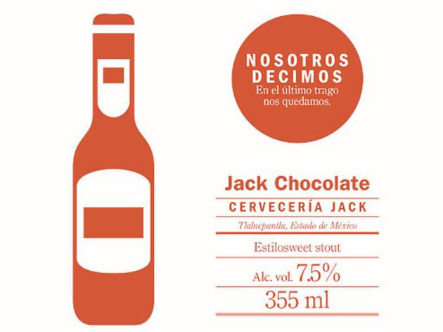 Jack Chocolate (Arte: Diana Urbano)