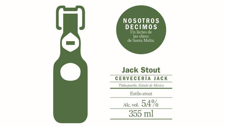 Jack Stout (Arte: Diana Urbano)