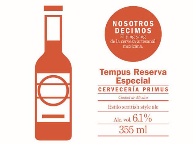 Tempus Reserva Especial (Arte: Diana Urbano)