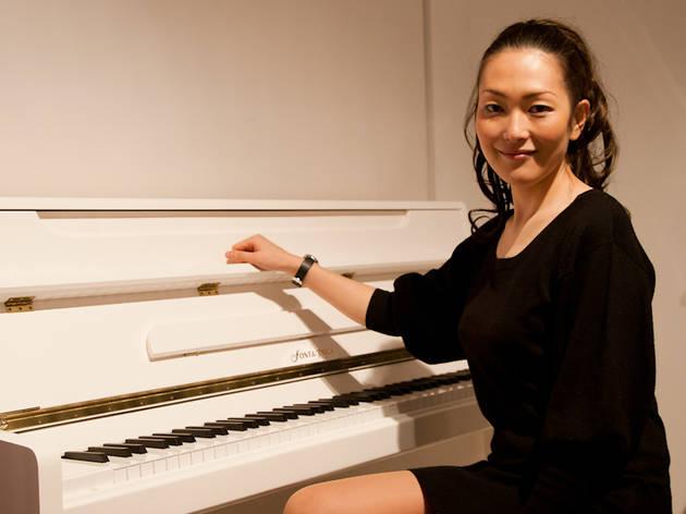 Clàssica a la Reial Acadèmia: Ayako Fujiki