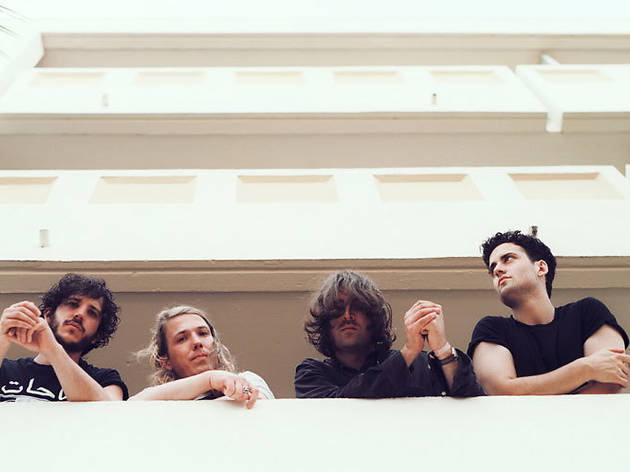 Primavera Sound 2013: The Vaccines + Delorean + Guards + The Bots + Aliment