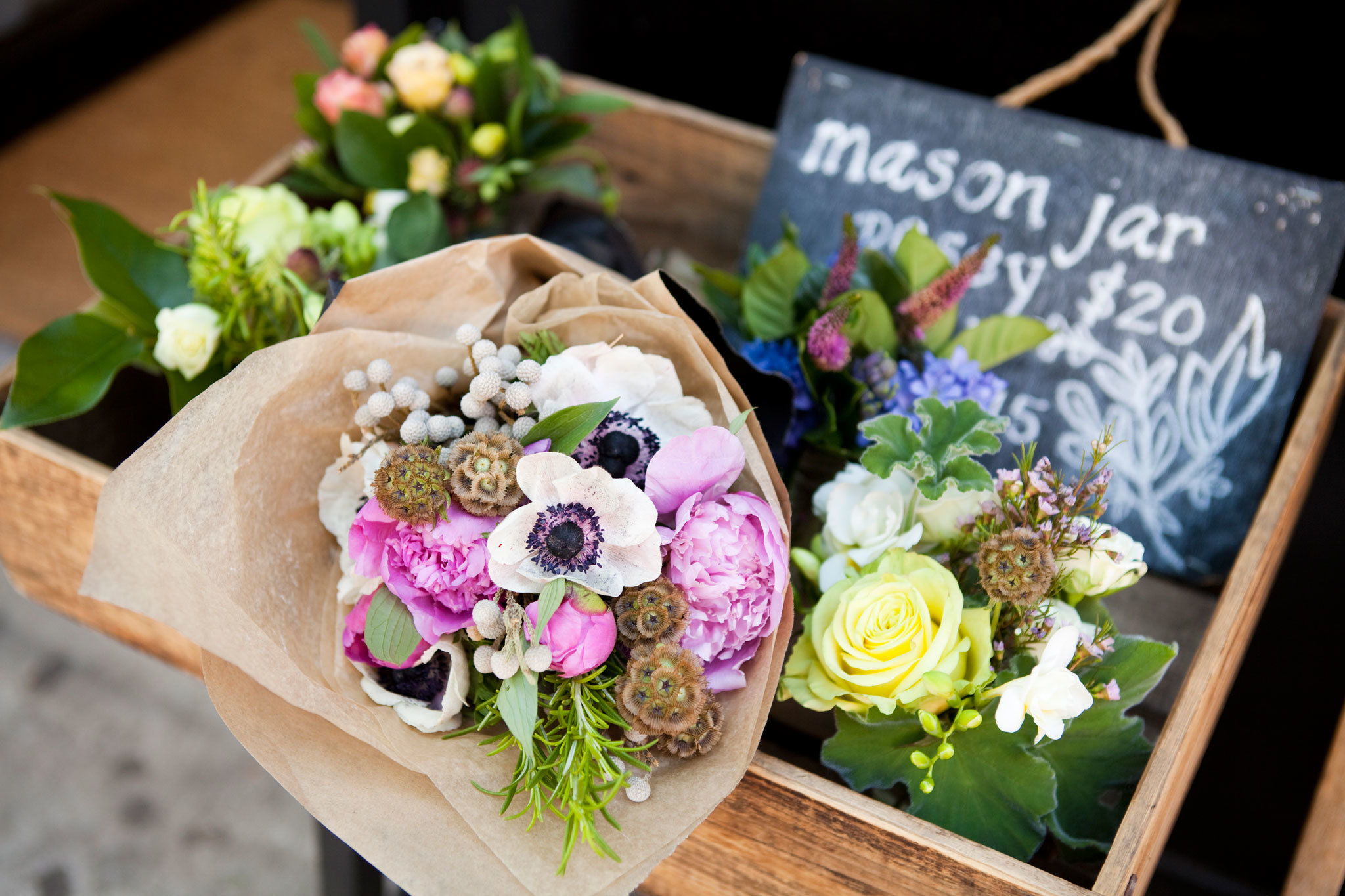 Flower shops for Mother's Day
