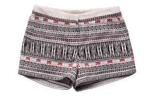 8. Ethnic shorts