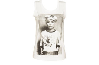 9. Debbie Harry Sailor T-Shirt
