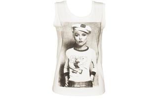 9. Debbie Harry Sailor T-Shirt