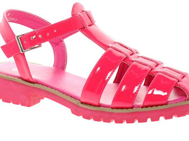 13. 'Firefighter' sandals