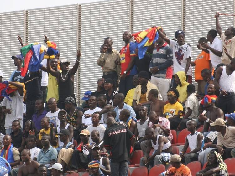 Ohene Djan Stadium