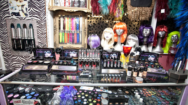 Punk salons in New York City