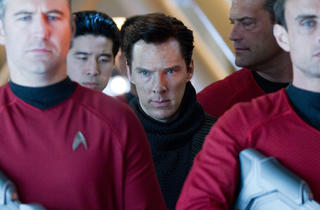Benedict Cumberbatch, Star Trek Into Darkness