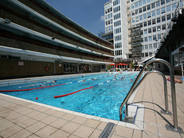 Oasis Pool | Sport and fitness in Covent Garden, London