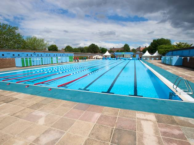lidos and outdoor swimming pools in london – swimming in london in