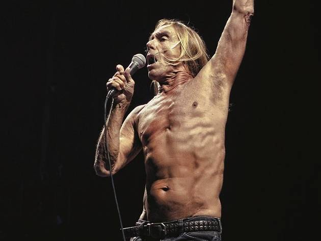 MELTDOWN: Iggy And The Stooges + Savages