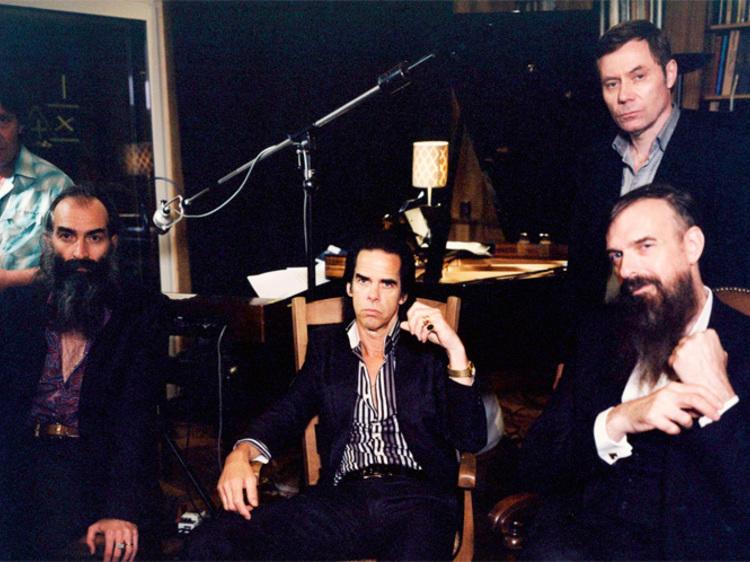 Nick Cave per la patilla