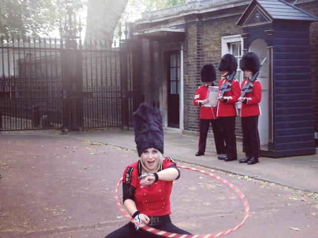 London Hoop Fest 2013