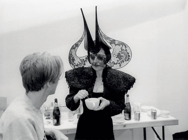 In conversation with Alistair O'Neil, curator of Isabella Blow: Fashion Galore!