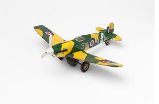 Spitfire, 1940s