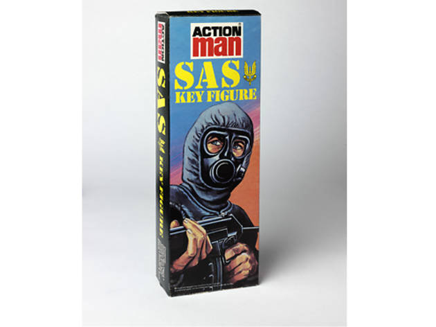 Action Man SAS Key Figure