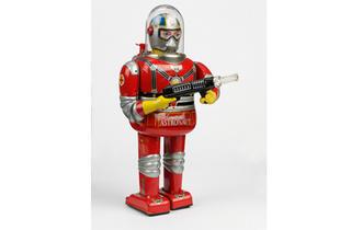Astronaut Cragstan 1950-60