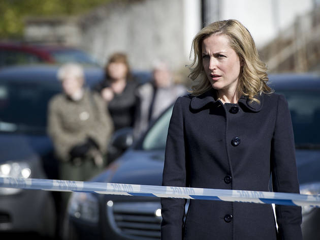 Gillian Anderson, The Fall