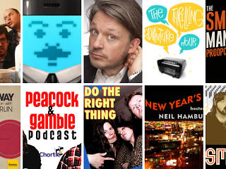The top ten comedy podcasts