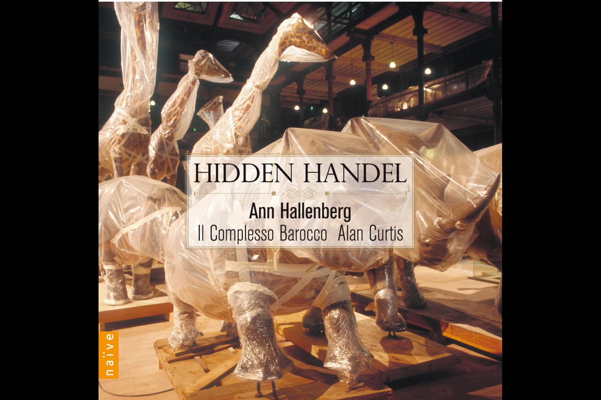Album review: Hidden Handel