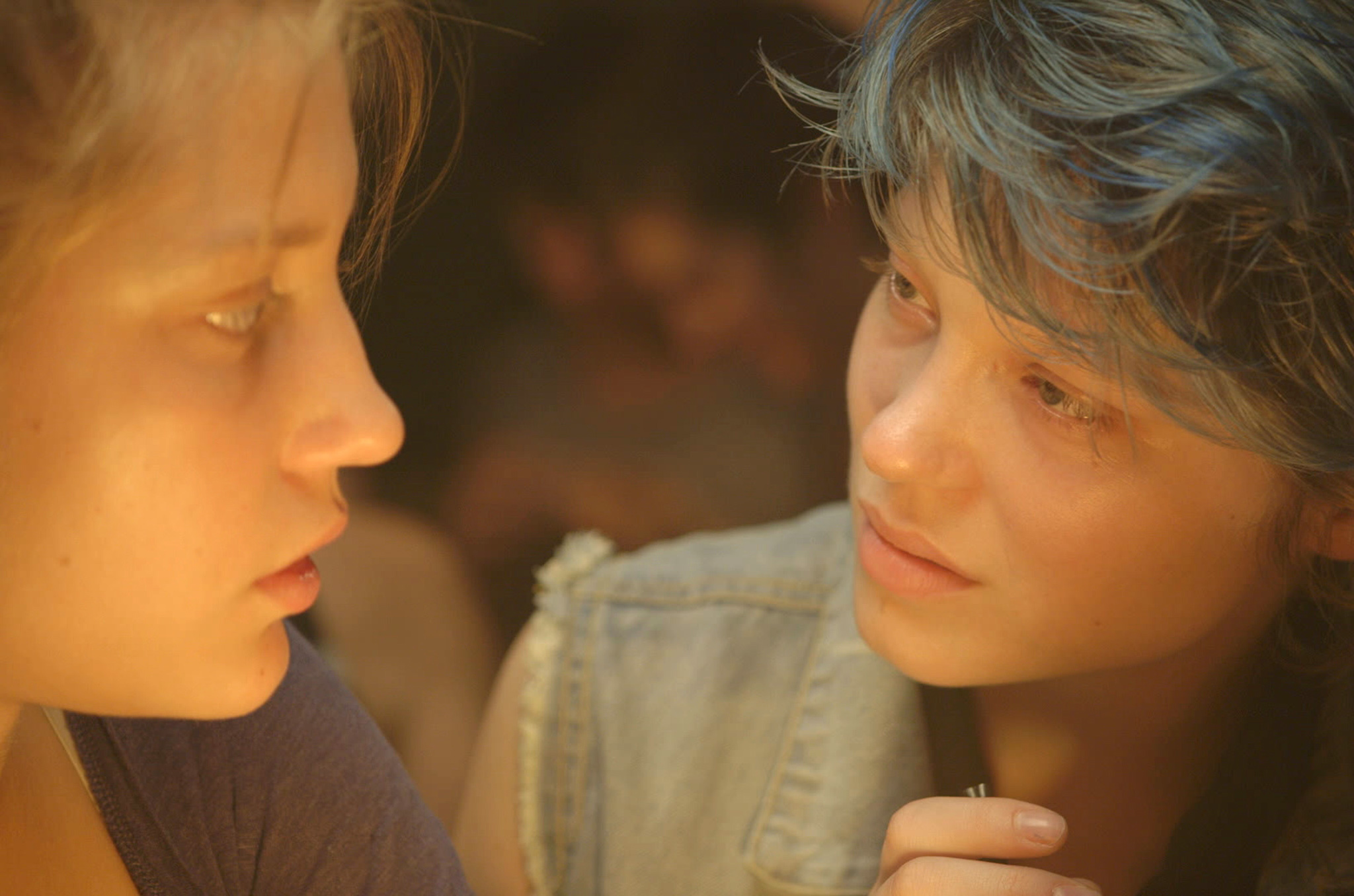 La Vie D'Adele - Blue is the Warmest Colour