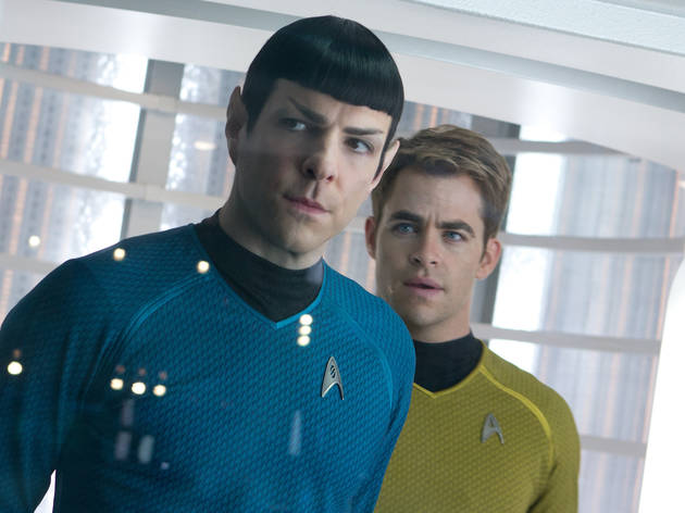 Star Trek Into Darkness: movie review