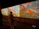 """Ideas City Festival 2013: """"Watershed"""" by Anita Glesta on Mulberry Street"""