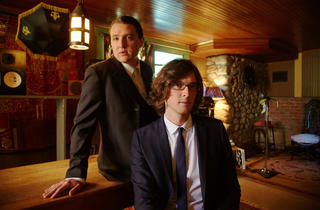 The Milk Carton Kids + The Barefoot Movement