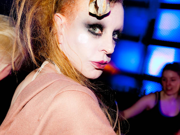 Halloween Party at Highline Ballroom