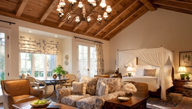 For a romantic weekend: San Ysidro Ranch